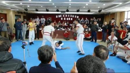 上海国际武术(相搏)民间教学交流会(上)