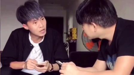 许华升去借WiFi, 兄弟说不同意, 他就这样做