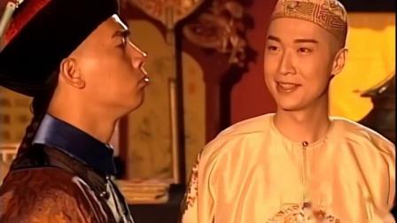 小宝刚骗完太后,回来告诉皇上,皇上不怒反而夸奖他