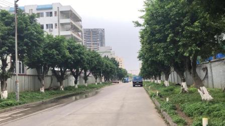 广东东莞: 实拍长安某工业园招工, 1700元的底薪你们会去这里工作吗