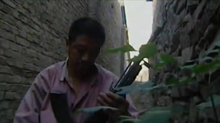 中国刑侦一号案: 白宝山带着谢玉敏把赃款取出, 并自动步枪