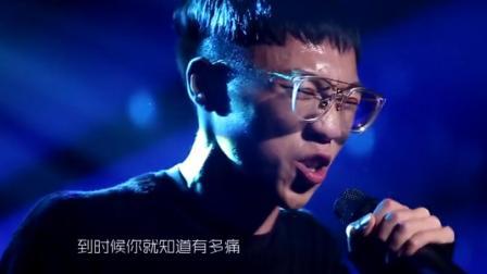 小伙翻唱田馥甄伤感情歌, 副歌部分让人忍不住泪目, 有故事的男人