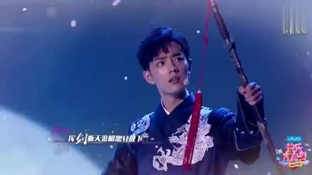 肖战杜海涛魔性表演《天下》, 这满满一波古装帅颜领福利了