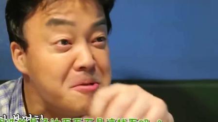 """美食节目: 韩国大叔吃米粉时""""翻车了""""配料点太多, 硬是把米线吃成了火锅!"""