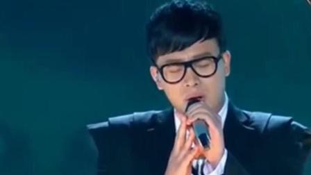 中国好声音: 32岁男子一首《后来》, 唱的撕心裂肺, 哈林都哭了