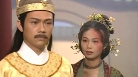 无头东宫: 太子想不明白奸妃的所作所为, 很痛苦, 恰逢此时皇后来天牢看他。