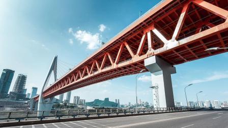 90分钟! 四座桥梁同步转体精准对接! 厉害了中国基建!