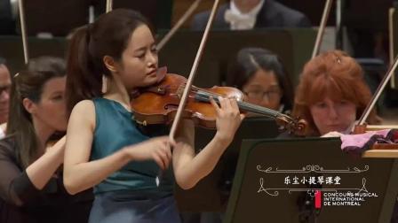 《滑稽曲》小提琴演奏场面壮观, 就连观众听了都感觉身临其中!