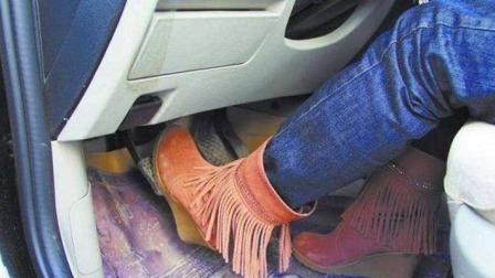 为啥豪车普遍采用地板式油门,而普通车用悬吊式?两者有什么区?