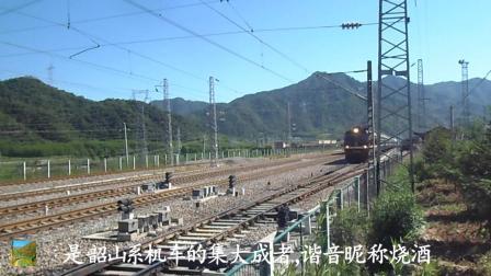 美女! 韶山SS7E电力机车已经告别西局, 看看西局还有那些韶山机车