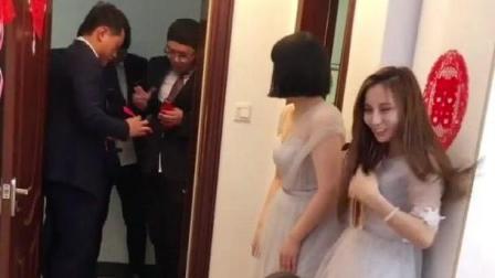 婚礼上的爆笑时刻