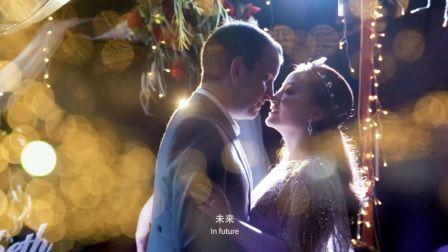 微米空间影像作品:「The luckiest person」婚礼MV