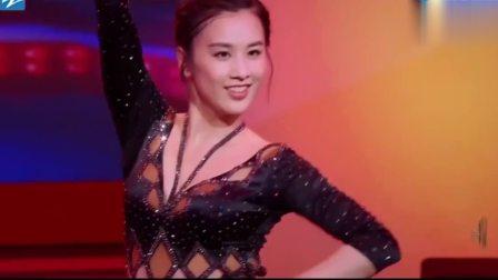 黄圣依不仅人长得美, 拉丁舞跳的也这么的好看。值得欣赏下