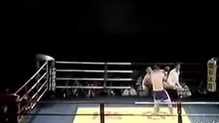 日本拳手被揍的太惨 , 看不下去了!