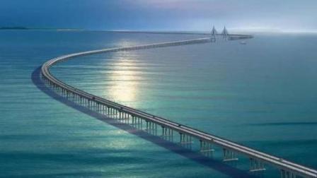 港珠澳大桥投资上千亿, 到底多久才能收回成本? 答案你绝对想不到