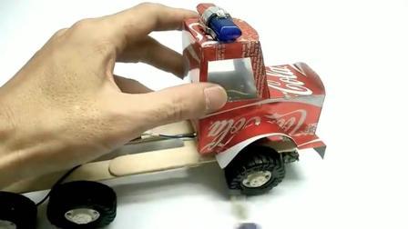 挖掘机儿童玩具挖掘机创意救火消防车灭火行动