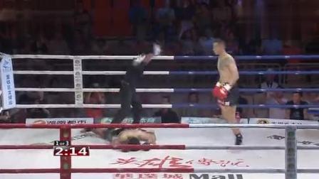 哈哈, 日本拳手被打断下巴, 真给中国人张脸!