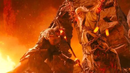 希腊神话: 半神和女王闯冥界去救宙斯, 眼看着泰坦复活