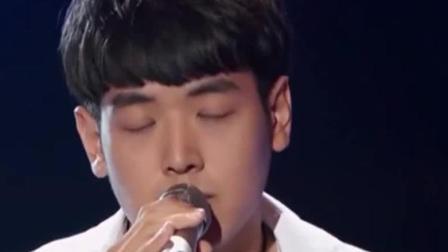 中国好声音: 21岁男孩干净嗓音一曲《小幸运》, 让人陶醉, 真好听