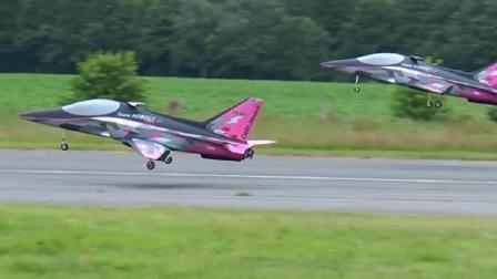 德国CARF卡夫顶级我航模特技飞机Mephisto双机表演飞行视频