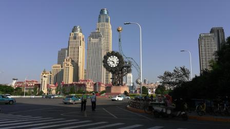 环渤海圈城市游--美丽天津