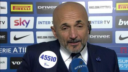 INTER 1-0 UDINESE  LUCIANO SPALLETTI INTERVIEW It was a deserved win