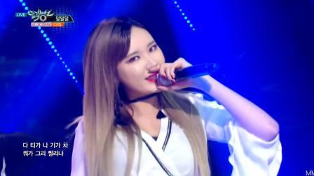 韩国女团EXID《DDD》打歌舞台, 帅气又性感的小姐姐, 你要pick吗
