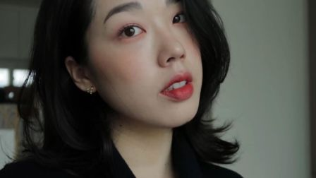 【丽子美妆】中文字幕 Garlic - 和我一起准备出门妆容