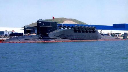 美卫星发现中国正建1艘新核潜艇, 数量已超外界