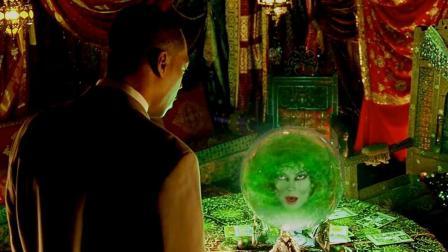 男子来到一座古宅, 阴森森, 突然冒出来一个巫婆, 说鬼可不止一个!