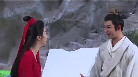《火王之破晓之战》幕后花絮: 陈柏霖景甜拍吻戏