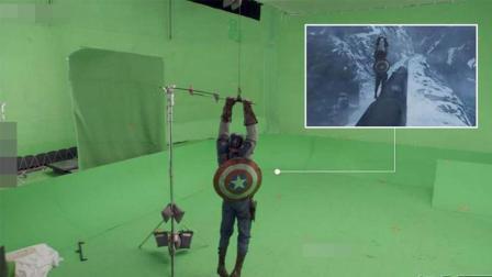 为什么很多电影特效, 都是用绿幕拍摄的, 而不用其它颜色呢?