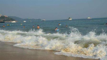 大海每次退潮后的海水, 最后到底都去哪里了?