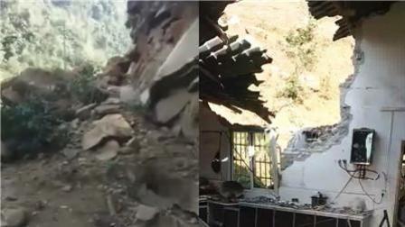 房屋坍塌!四川兴文县5.7级地震造成人员伤亡