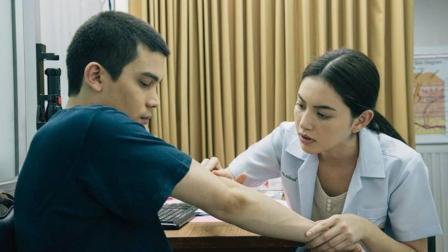 小伙熬夜成疾, 却受到漂亮女医生悉心医治, 一部温馨又治愈的电影