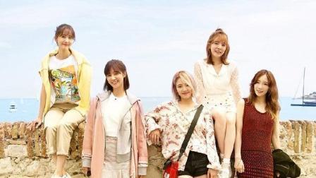 2018韩国最火的三个女团 少女时代Oh GG不敌TWICE乐团 排名第三