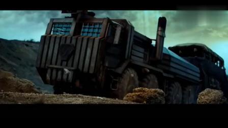 这才叫末日枪战片, 突发轰炸防御碉堡, 瞬间火海一片, 犹如天灾