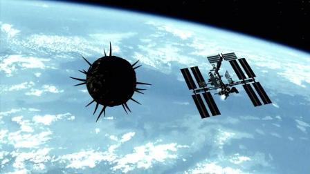 太空的漂浮物, 使宇航员发疯后互相残杀, 同时地球神秘生物被唤醒《世人》几分钟看科幻片