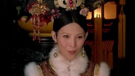 甄嬛被封贵妃,皇上让她协理六宫,皇后欲阻拦,可哪里说得过甄嬛