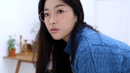 【丽子美妆】中文字幕 Sae Byeock - 冬季清纯日常妆容教程