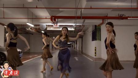 为什么说女人要学舞蹈, 看完这支舞大家就明白, 这气质唯舞者独有