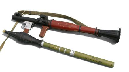 哪款武器才是游击界的老大? AK还是RPG, 答案都错