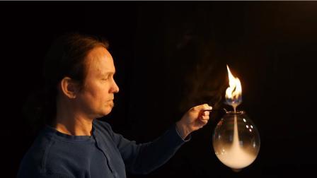泡泡里制造了火焰龙卷风, 这是什么魔法
