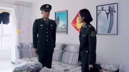 连长妻子一回家就骂丈夫战友,看着好生气啊