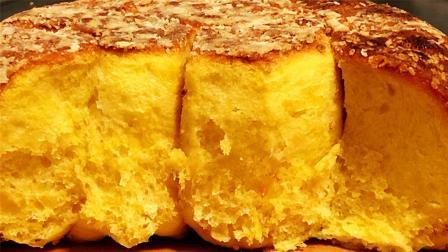 红薯里加1个鸡蛋, 不用烤箱不用烙, 比蛋糕还香, 吃一口上瘾
