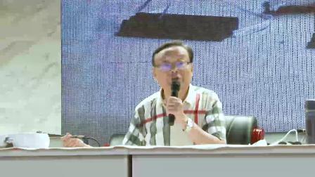 仁美大学堂徐湛教授《中国传统花鸟绘画技法》讲座视频 (十)