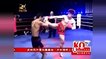 日本拳手到中国还这么嚣张, 惹怒观众, 中国人回应太残暴!