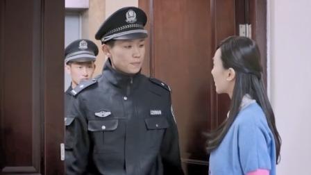 刁蛮丈母娘带警察来女婿家,不料女婿拿出证件,警察也管不了