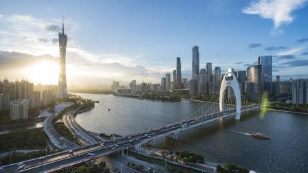 中国最值钱CBD-广州天河CBD的命运起伏(建筑300秒)