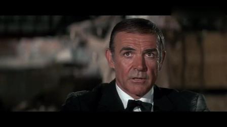 007之巡弋飞弹: 嚣张美女单挑007, 一只高科技钢笔就要了她的小命